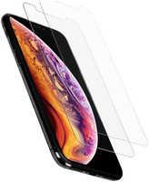 Защитное стекло с установочной рамкой PITAKA для iPhone X, XS и 11 Pro (2D, 0,33 мм; олеофобное покрытие, комплект — 1 шт.)