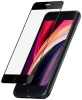 Защитное стекло SP Connect для iPhone 7, 8 и SE (2-го поколения, 2020) (3D, 0,5 мм, 7H)