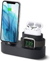 Силиконовая подставка elago Charging Hub Pro для iPhone, Apple Watch и AirPods Pro