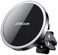 Автомобильный MagSafe-держатель с беспроводной зарядкой на вентиляционную решётку JOYROOM JR-ZS240