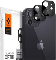 Защитное стекло для камеры Spigen GLAS.tR Optik для iPhone 12 mini (комплект — 2 шт.)