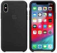 Силиконовый чехол Apple для iPhone XS