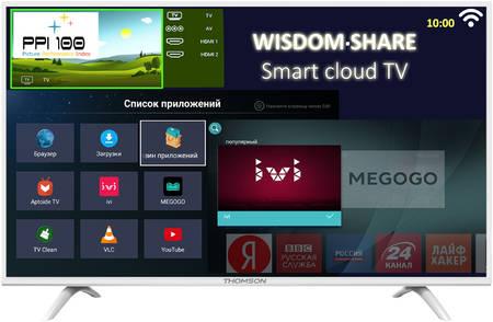 Телевизор Thomson T32RTL5131 (32″, HD, Direct LED, DVB-T2/C, Smart TV)
