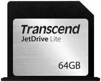 Карта памяти для MacBook Transcend JetDrive Lite 350 (TS64GJDL350) 64GB