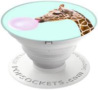 Кольцо-держатель для телефона Popsockets Bubblegum Giraffe (101792)