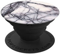 Кольцо-держатель для телефона Popsockets Marble (101178)