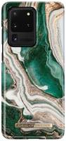 Чехол iDeal Of Sweden Galaxy S20+ Golden Jade Marble (IDFCAW18-S11-98)