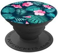 Кольцо-держатель для телефона Popsockets Hibiscus (101231)
