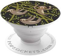 Кольцо-держатель для телефона Popsockets Sloths-A-Lot (800258)