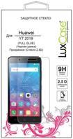 Защитное стекло LuxCase 2.5D для Huawei Y7 2019 Black