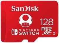 SanDisk 128GB for Nintendo Switch (SDSQXAO-128G-GNCZN)