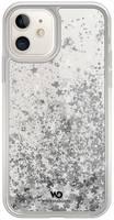 Чехол Diamonds Sparkle iPhone 11 серебряные звезды (1410SPK12)