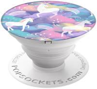 Кольцо-держатель для телефона Popsockets Unicorns In The Air Light (800087)