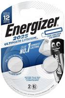 Батарея Energizer Ultimate Lithium CR2025 BP2 2 шт. (E301319400)
