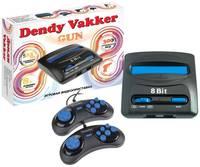 DENDY Игровая приставка Dendy Vakker (300 игр) + световой пистолет