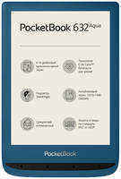 PocketBook PB632 Azure