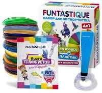 Funtastique Funtastique 4-1-FPN04U-PLA-20-SB
