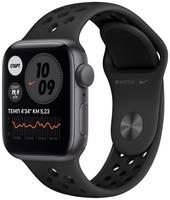 Смарт-часы Apple Watch Nike SE 44mm Space Aluminum Case with / Nike Sport Band (MYYK2RU/A)
