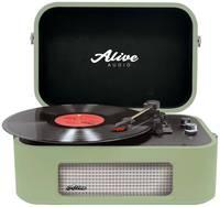 Виниловый проигрыватель Alive Audio STORIES Mojito Bluetooth (STR-06-MT)