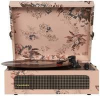 Виниловый проигрыватель Crosley Voyager, Floral (CR8017A-FL4)