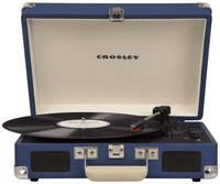 Виниловый проигрыватель Crosley Cruiser Deluxe, (CR8005D-BL4)