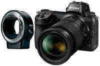 Nikon Z7 + 24-70 f4 + FTZ Adapter Kit