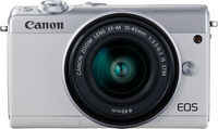 Фотоаппарат системный Canon EOS M100 EF-M15-45 IS STM Kit White