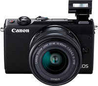 Фотоаппарат системный Canon EOS M100 EF-M15-45 IS STM Kit Black