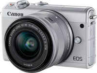Фотоаппарат системный Canon EOS M100 EF-M15-45 IS STM Kit