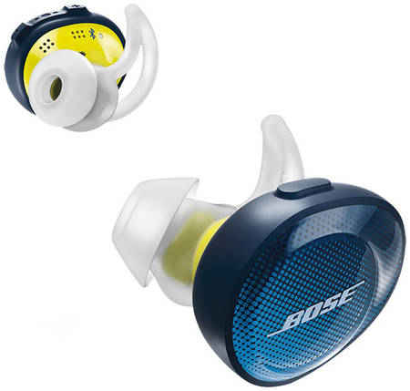 Наушники Bose SoundSport Free Wireless midnight