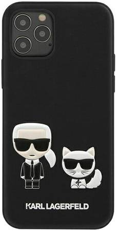 Чехол для смартфона Karl Lagerfeld bodies PU для iPhone 12/12 Pro