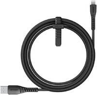Кабель Nomad USB - Lightning NM01911010, 1.5 м, черный