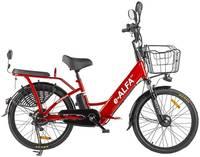 Электровелосипед City e-ALFA New 2155
