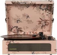 Проигрыватель виниловых пластинок Crosley Voyager CR8017A-FL Floral