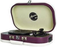 Проигрыватель виниловых пластинок Alive Audio Vintage Blueberry Nights VNT-02-BN