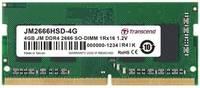 Оперативная память Transcend 4GB DDR4 CL19 (JM2666HSD-4G)
