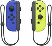 Контроллеры Nintendo Joy-Con неоновый