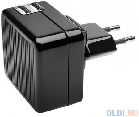 Сетевое зарядное устройство Kensington K39690EU 2.1A 2 х USB