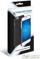 Чехол soft-touch для Samsung Galaxy A50 DF sSlim-37