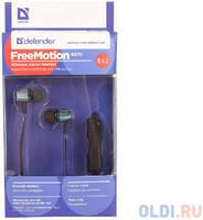 Гарнитура Defender FreeMotion B670 , вставки, Bluetooth