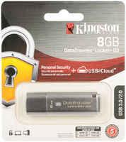 Внешний накопитель 8GB USB Drive Kingston DataTraveler Locker+ G3 (DTLPG3/8GB)