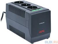 Стабилизатор напряжения APC Line-R LS1000-RS 3 розетки 1 м черный