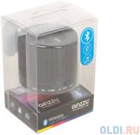 Беспроводная BT-Колонка GiNZZU® GM-988B, bluetooth, 3W/TFcard/AUX/FM