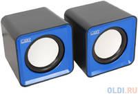 Колонки CBR CMS 90, динамики 4,5 см., USB