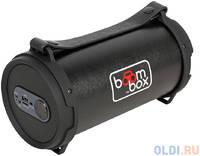 Беспроводная BT-Колонка GiNZZU® GM-887B, bluetooth, 12w/3000mAh/USB/TF/AUX/FM/subwoofer