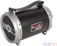 Беспроводная BT-Колонка GiNZZU® GM-885B, bluetooth, 18w/3Ah/USB/SD/AUX/FM/караоке/subwoofer