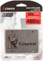 SSD накопитель Kingston SSDNow A400 SA400S37/480G 480Gb