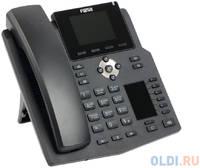 Телефон IP Fanvil X4 4 линии 2x10/100Mbps LCD PoE