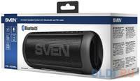 Колонки Sven PS-250BL 2 x 5 Вт RMS Bluetooth, FM, USB, microSD, ручка, встроенный аккумулятор