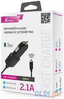 Автомобильное зарядное устройство Partner 2.1A USB-C ПР038459